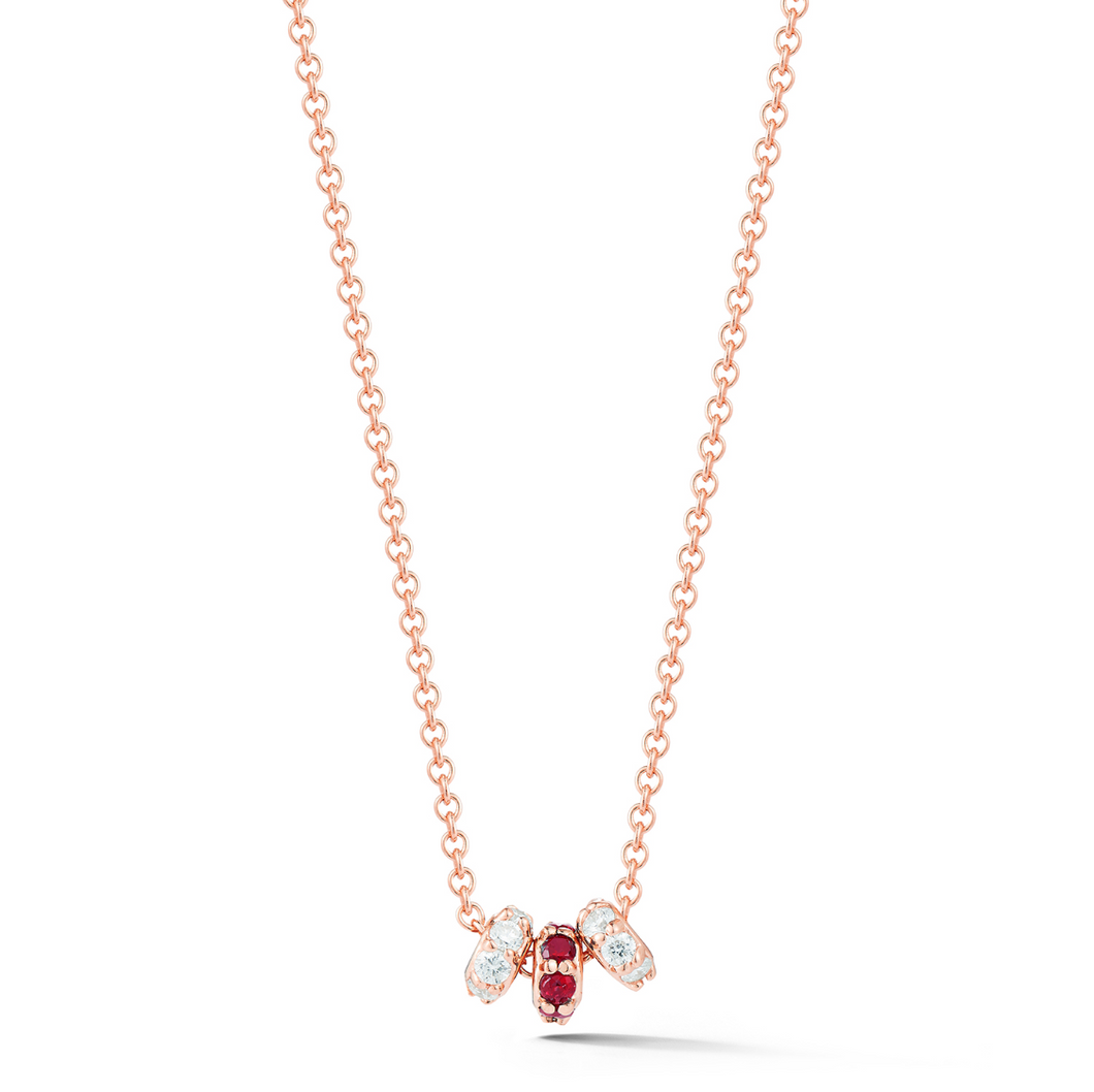 Ruby Costa Necklace