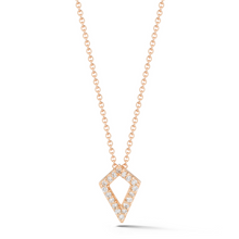 Load image into Gallery viewer, Diamond Mason Necklace