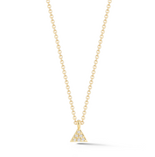 Load image into Gallery viewer, Leigh Damsel Chain yellow gold