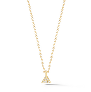 Leigh Damsel Chain yellow gold
