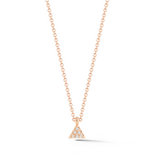Load image into Gallery viewer, Leigh Damsel chain rose gold