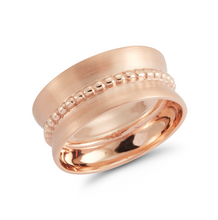 Load image into Gallery viewer, rose gold rhys ring