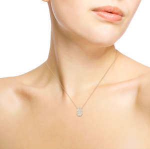 diamond nolita necklace 2