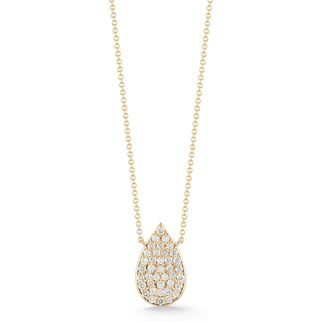 Diamond Nolita necklace