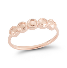 Load image into Gallery viewer, rose gold stacker ring