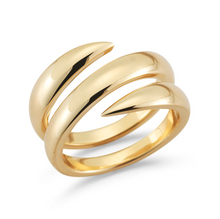 Load image into Gallery viewer, 14kt yellow gold eternity
