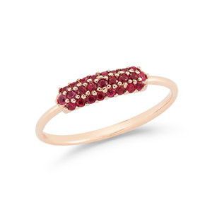 Ruby cole ring