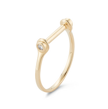 Load image into Gallery viewer, diamond paloma ring