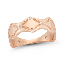 Load image into Gallery viewer, thea ring rose gold