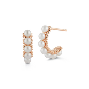 rose gold pearl hopos