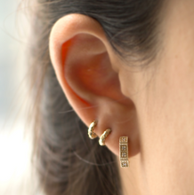 Load image into Gallery viewer, Keaton stacker earrings