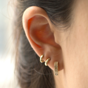 Keaton stacker earrings