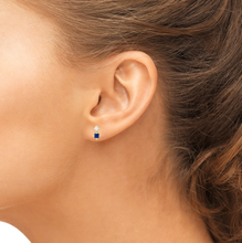 Load image into Gallery viewer, model on venice earrings