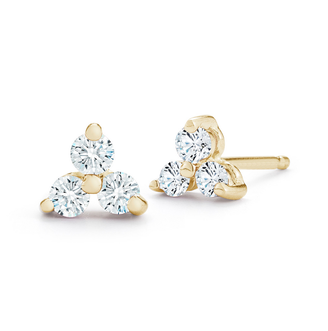 diamond rio earrings