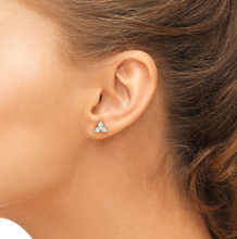 Load image into Gallery viewer, rio earrings on model