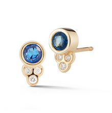 Load image into Gallery viewer, SAPPHIRE SUSIE EARRINGS