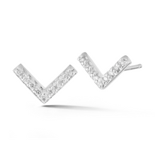 Load image into Gallery viewer, diamond valor earrings