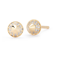 Load image into Gallery viewer, Misty diamond earring
