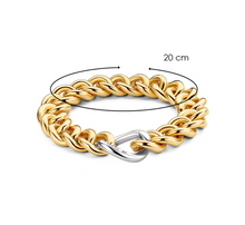 Load image into Gallery viewer, Ti Sento Cable Link Bracelet