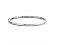 Load image into Gallery viewer, Ti-Sento Plain Bangle