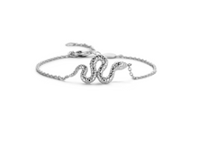 Load image into Gallery viewer, Snake Chain Bracelet