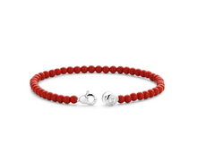 Load image into Gallery viewer, Ti Sento Red Bracelet