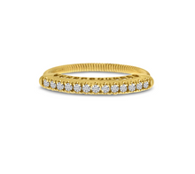 Load image into Gallery viewer, Spryngs Diamond Stretch Ring
