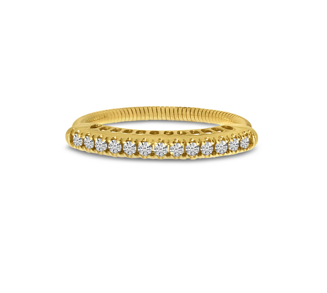 Spryngs Diamond Stretch Ring