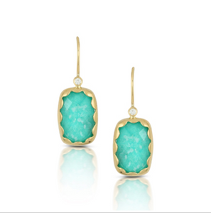 Amazon Breeze Drop Earrings