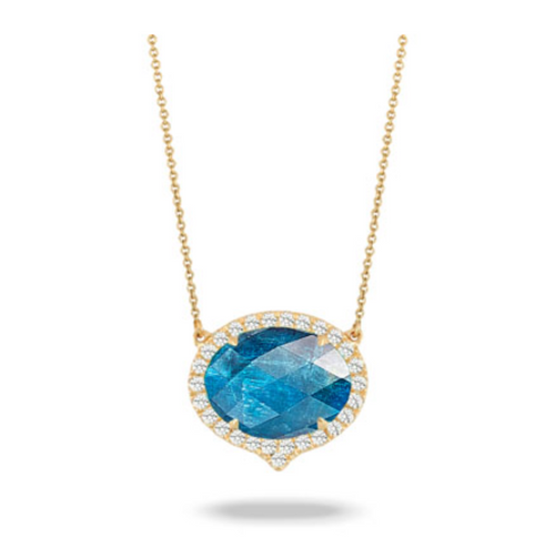 laguna apatite necklace