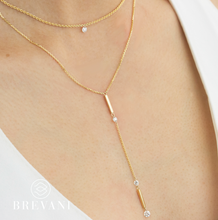 Load image into Gallery viewer, Lariat Y Necklace