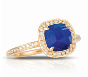 Royal Lapis Halo