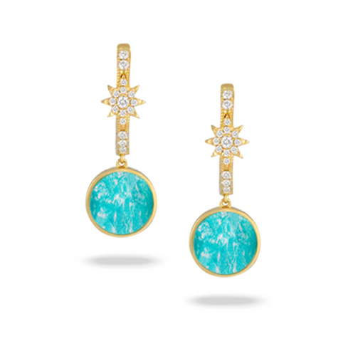 Amazon Breeze earrings