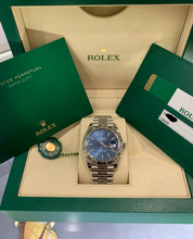 Load image into Gallery viewer, Rolex Datejust 41mm