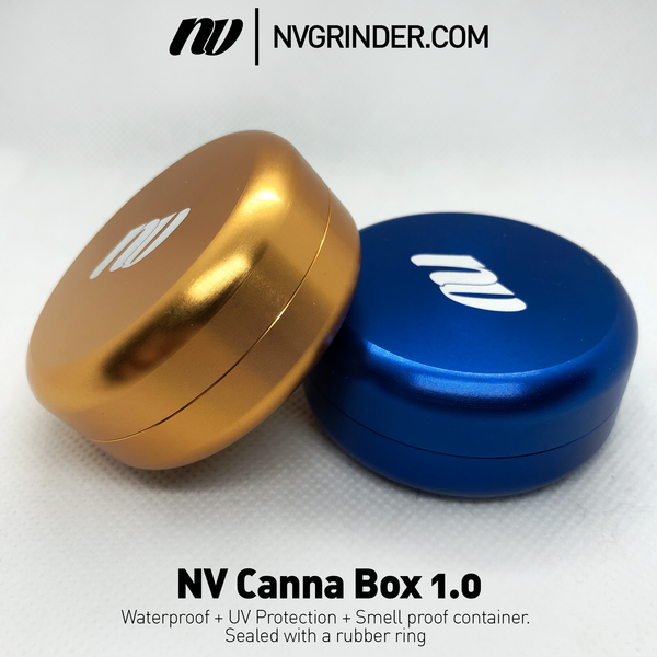 Canna Box 1.0 - smell-proof - Ø55mm