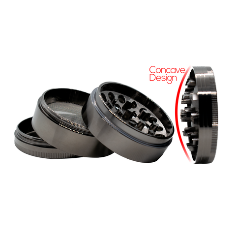 Notch Grinder - 4-piece - Ø56mm