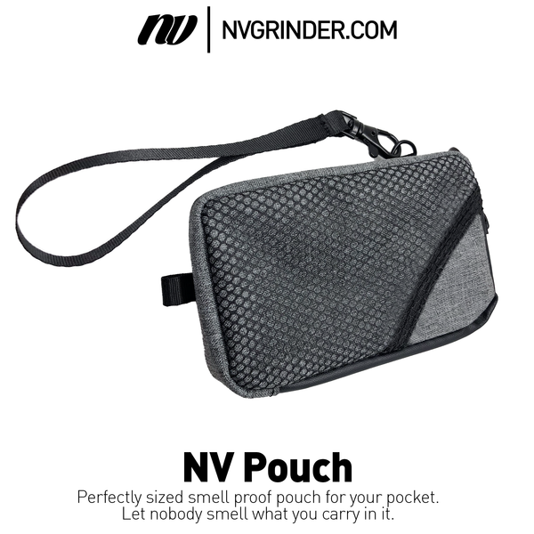 NV Pouch - Smell proof storage Bag