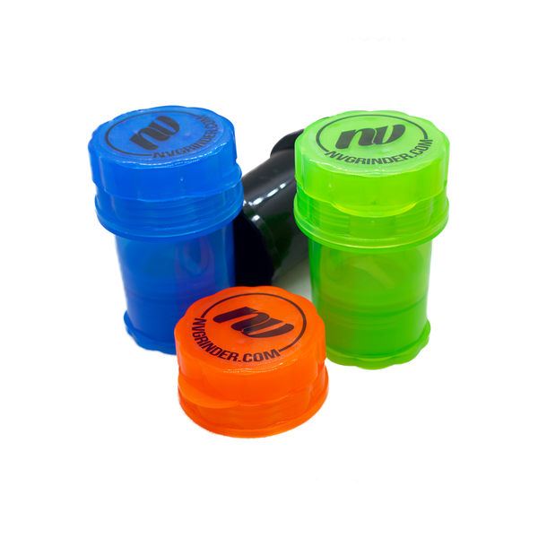 Tube Grinder Xlarge - 4-piece - Ø90mm