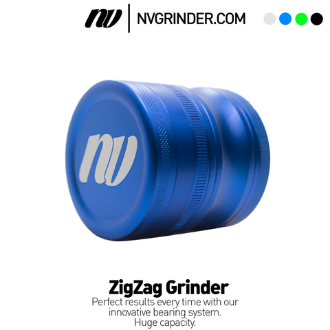 ZigZag Grinder - 4-piece - Ø64mm