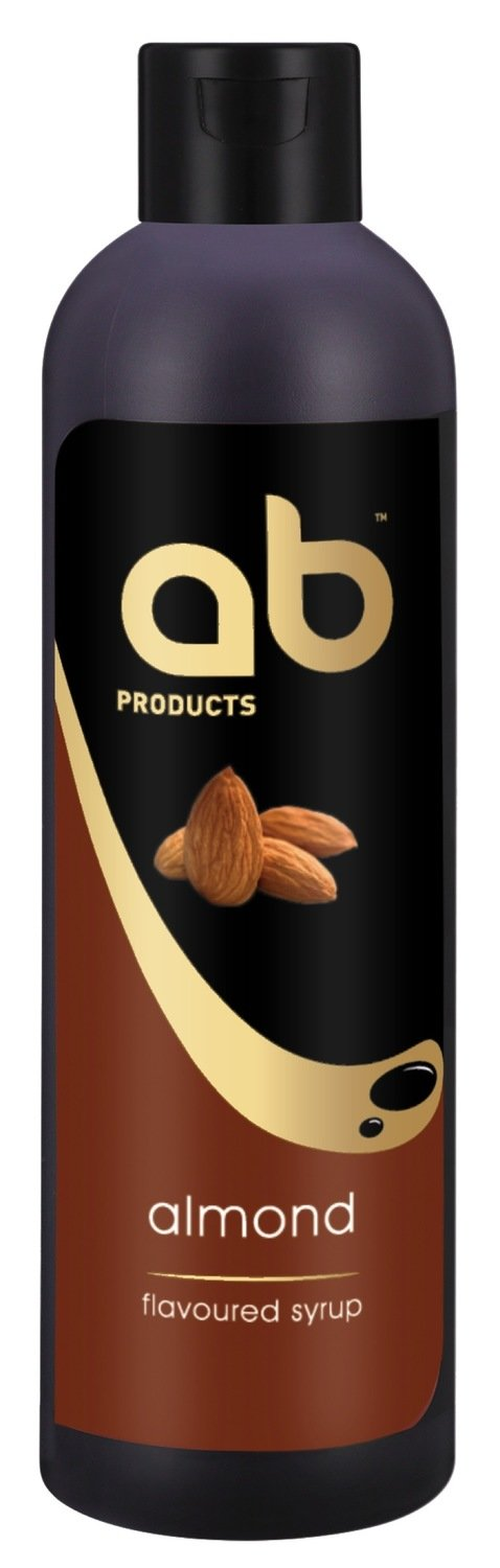 Almond FLAVOURED SYRUP 240ML - Pierre Lotti Coffee