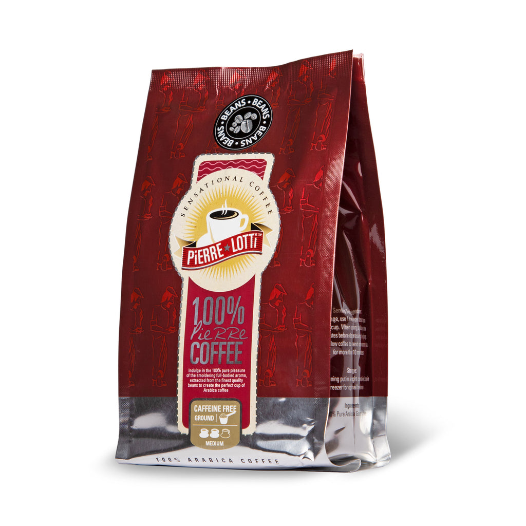 Caffeine Free Blend Coffee - Pierre Lotti Coffee