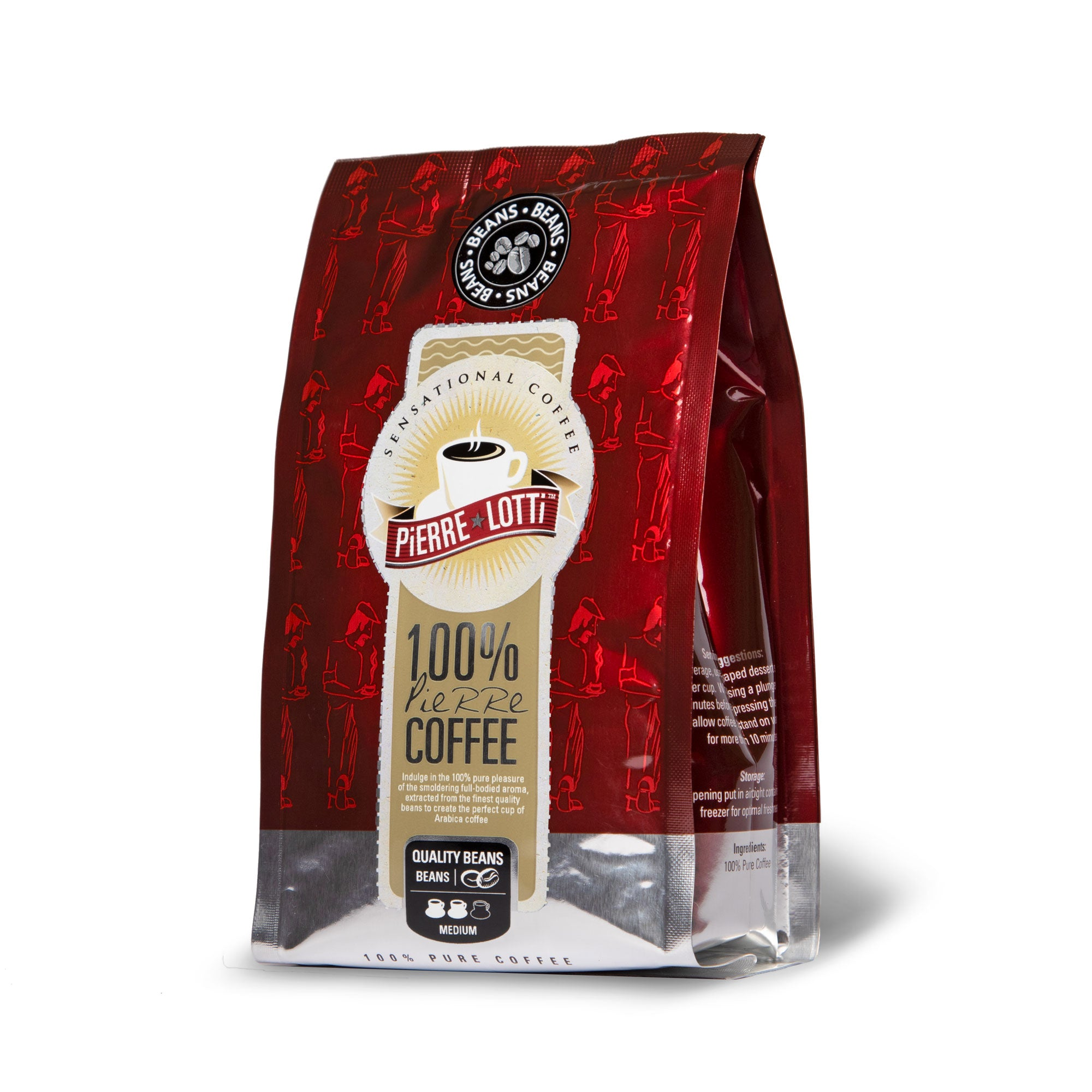 Quality Beans - Pierre Lotti Coffee