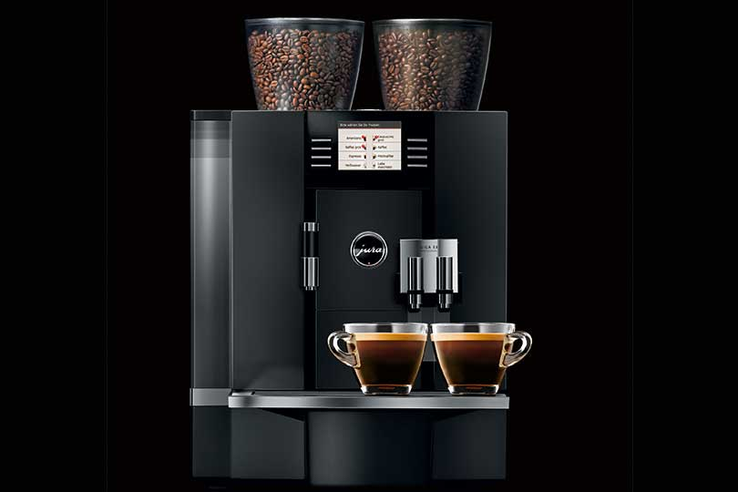 Jura GIGA X8 Professional - Pierre Lotti Coffee