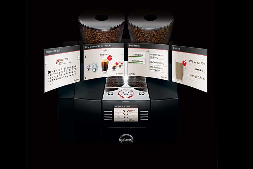 Jura GIGA X8 - Pierre Lotti Coffee