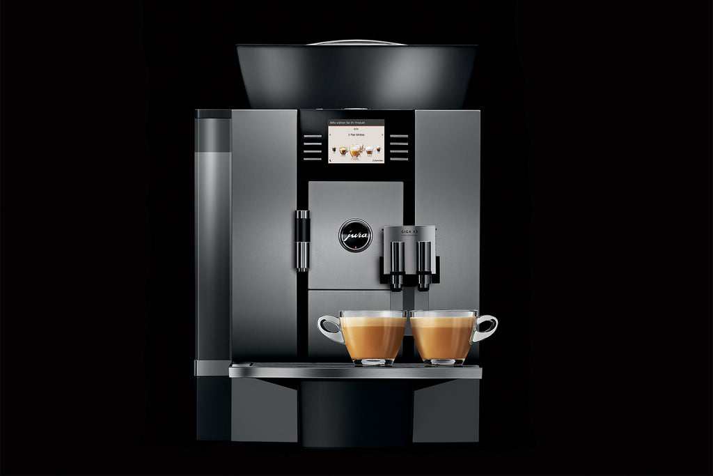 Jura GIGA X3 Professional - Pierre Lotti Coffee