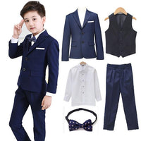 ring bearer outfit vest - Brand Kids Wedding Party Suits for Gentle Boys Formal Suit Gentleman - MeAndMommy