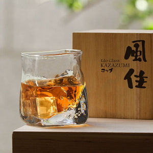 Nami™ - Japanese Whiskey Glass
