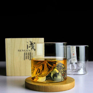 Asama - Japanese Whiskey Glass