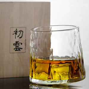 Katamukeru - Japanese Whiskey Glass