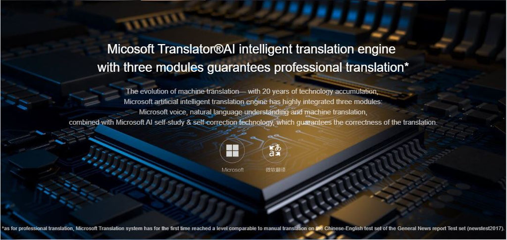Smart two-way multi-language translator